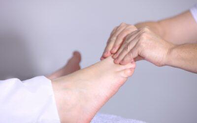 Lymfatická masáž nohou pro laiky i maséry  19.6.2021