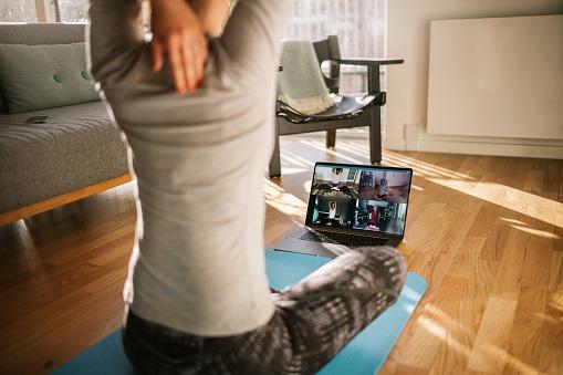 on-line cvičení