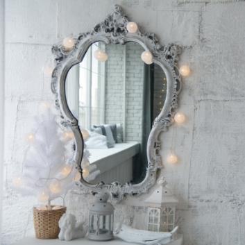 zrcadla ve feng šuej